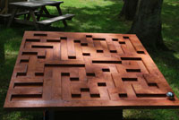 Giant Custom made Wooden Puzzles